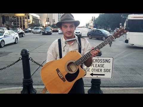 Chicago, Illinois - Musician Cole Coffelt (Aug 23, 2016)