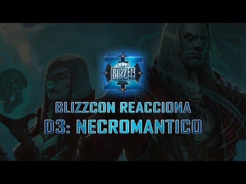 BlizzCon Reacciona: Necromántico (D3)
