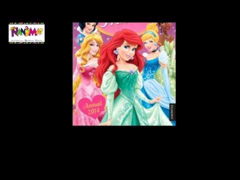Book Review: Disney Junior and Princesses Annual Activity Book 2014