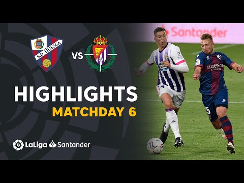 Huesca Valladolid Goals And Highlights