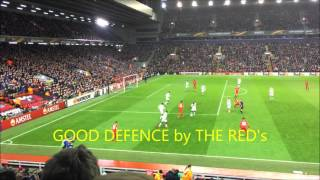 Liverpool vs Bordeaux - fans reactions