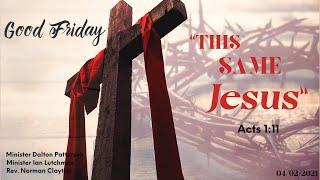 This Same Jesus  (Good Friday)