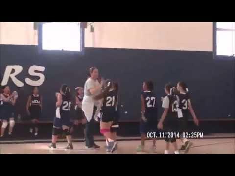 Mission Dolores Academy versus St Paul 10112014