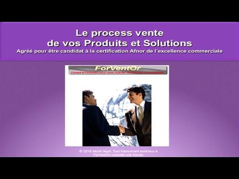 Comment construire le process de vente efficace de vos produits et solutions