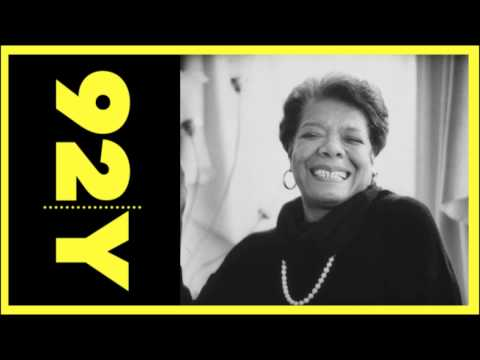 Maya Angelou: Mystical, Magical, Musical and Lyrical at 92Y in 1971