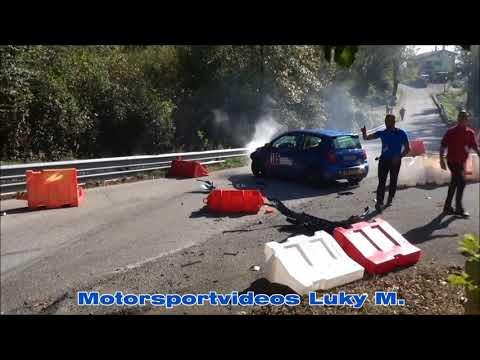 Crash and Action Hillclimb Cividale Castelmonte 2017
