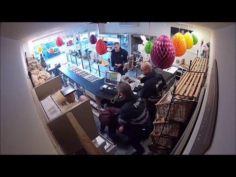 Bakery Robbery Goes Wrong || ViralHog