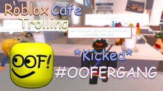 Roblox Cafe Trolling