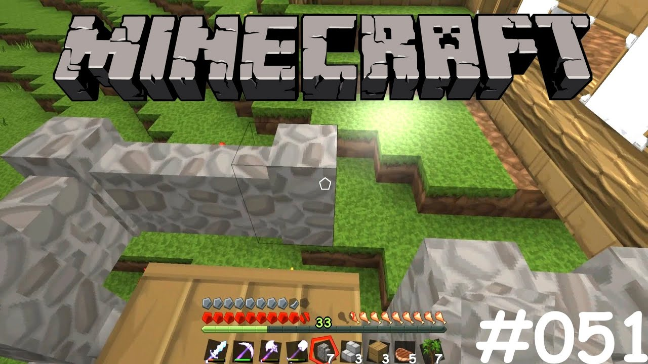 Let S Play Together Minecraft 051 Deutsch Hd Pc Balkon