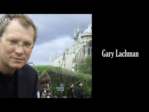 Interview:  Gary Lachman