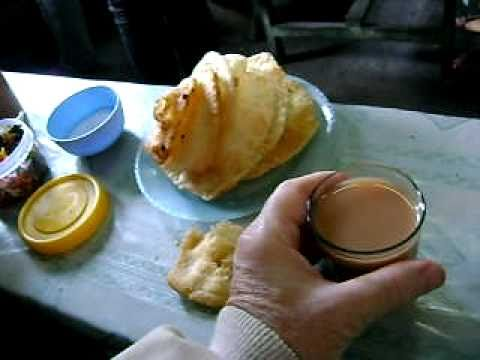 AIZAWL,  CITY IN THE CLOUDS;  STREETS & SHOPS,  TEA TIME. VIDEO 24