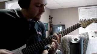 Bullet for My Valentine-Hand of Blood (guitar cover)