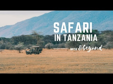 Safari in Tanzania with andBeyond | 2018 | African Safari