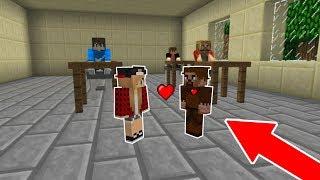 BEBEK FAKİR OKULDA AŞIK OLDU! ❤️😍 - Minecraft