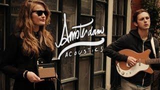 Cayucas ♫ East Coast Girl • Amsterdam Acoustics •