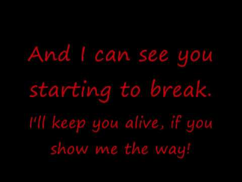 Breaking Benjamin Give Me A Sign Lyrics
