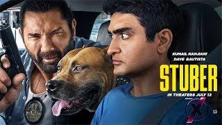 שוטר על הדרך (2019) Stuber