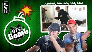 GUYS REACT TO BTS' BANGTAN BOMBS' (4/04/14-5/30/14)