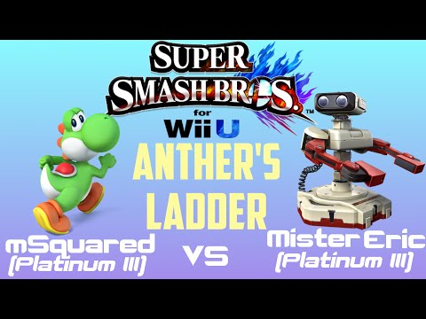 【Anther's Ladder】Cheating Death   mSquared (Plat III) vs Mister Eric (Plat III)