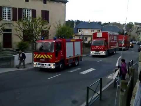 D fil camions de pompier en loz re youtube - Image camion pompier ...