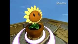 plants vs zombies 2 chinese sunflower 3d animation