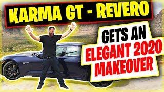 Karma GT Revero Gets An Elegant 2020 Makeover