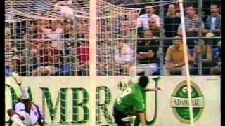 FC Tirol - Salzburg 8. Runde 2000/2001 LETZTES SPIEL TIVOLI ALT!!