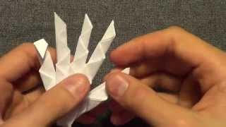 Сделай сам - Рука из бумаги