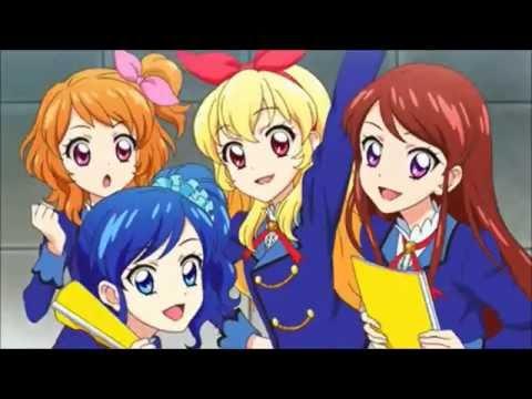 Aikatsu! (Anime Idols)