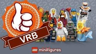 Обзор LEGO 71000, 9 серия коллекционных минифигурок.(Обзор LEGO 71000, 9 серии коллекционных минифигурок - продолжение серии обзоров коллекционных минифигурок LEGO...., 2013-09-25T06:16:20.000Z)