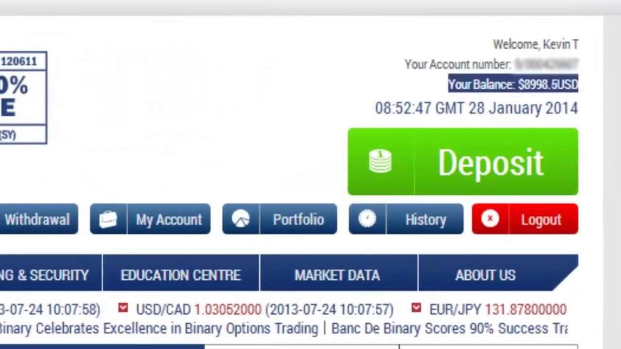 Easy profit binary option