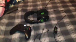 how to use turtle beach x12 on the xbox one