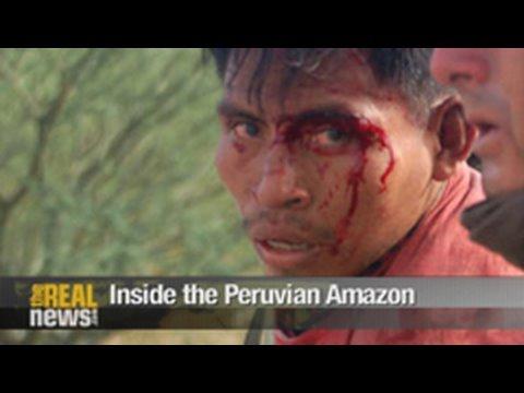 Inside the Peruvian Amazon