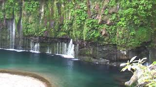 鹿児島県 雄川の滝(おがわのたき)圧巻の絶景!!