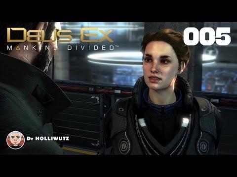 Deus Ex: Mankind Divided #005 - Juggernaut-Kollektiv & TF29 [PC][HD] | Let's Play Deus Ex