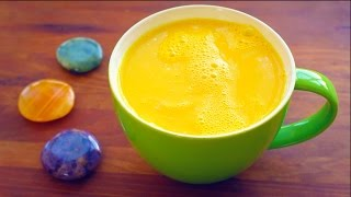 TURMERIC & GINGER MILK ELIXER | ANTI-INFLAMMATORY & BEAUTIFYING