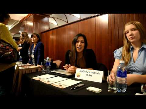EducationUSA Eurasia Tour Testimonial — Sotheby's Institute of Art