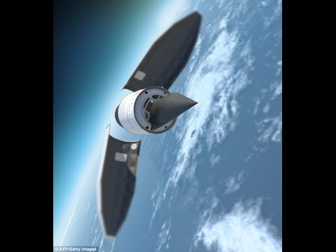 2014 September Breaking News New USA Military Hypersonic weaponry detonated after lift-off