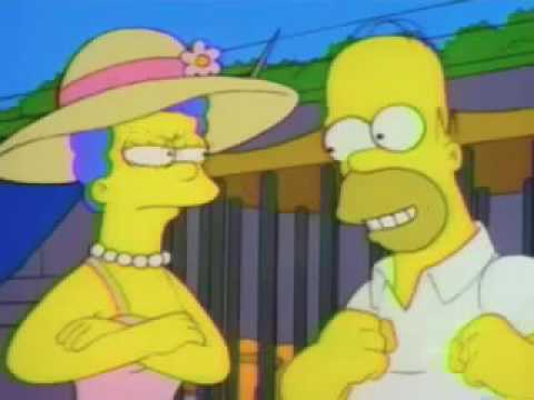 The Simpsons: Realty Bites part 1