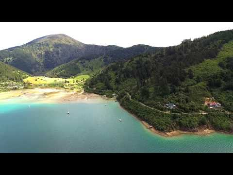 Whatamango Bay - Queen Charlotte Sound