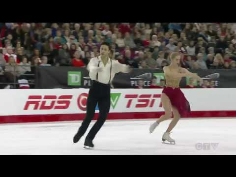 Kaitlyn Weaver / Andrew Poje 2017 Canadian National Figure Skating Championships - FD
