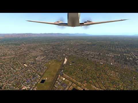 XP11 - California Nevada AutogenXP by Cessna Cockpit