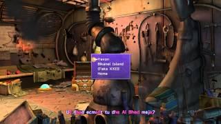 Final Fantasy X (Al Bhed Home Password)