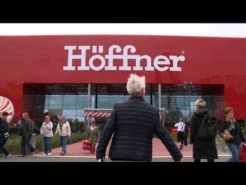 Tv Berlintipp Höffner Feiert Noch Bis Sonntag Eröffnung Youtube