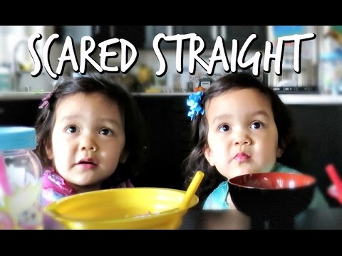 Thumbnail: Scared Straight and Lesson Learned! - April 19, 2017 - ItsJudysLife Vlogs