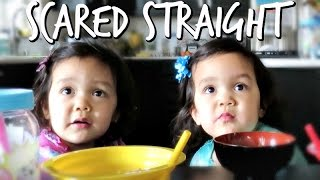 Scared Straight and Lesson Learned! - April 19, 2017 -  ItsJudysLife Vlogs
