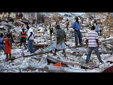Death toll in Haiti earthquake climbs to 1297 as search continues for ...