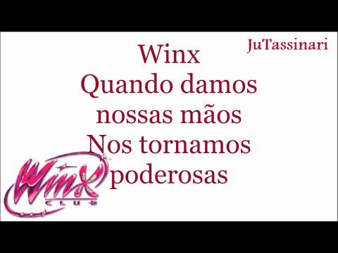 O Clube das Winx (abertura) - Letra - Winx Club (Brazilian Version)