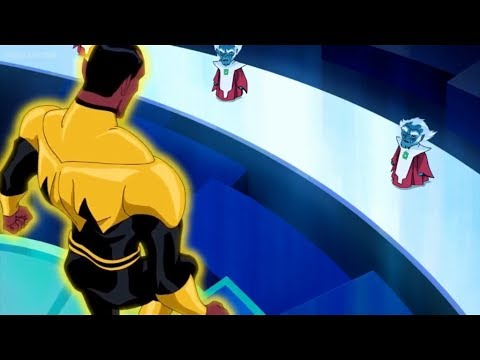 Sinestro Confronts The Guardians (Green Lantern: First Flight)