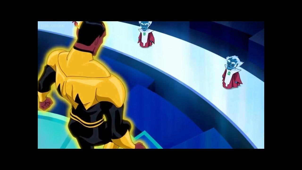 Download Sinestro confronts the Guardians (Green Lantern: First Flight)